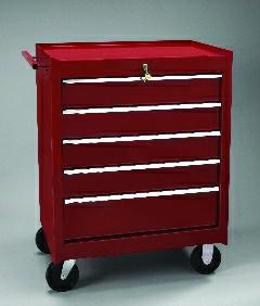 Value Medical Carts - 5 Drawer (BVC-524-R)