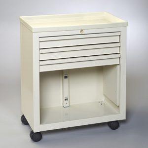 Value Medical Carts - 3 Drawer (BVS-3B)