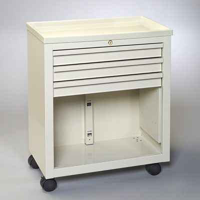 Value Medical Carts - 3 Drawer (BVS-3B)
