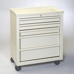 Value Medical Carts - 5 Drawer (BVS-5B)