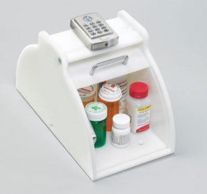 Electronic Lock Medication Cabinet - MCB-3