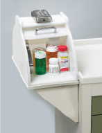Electronic Lock Medication Cabinet - Shelf