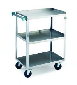 Stainless Steel Utility Cart (MMS-3)