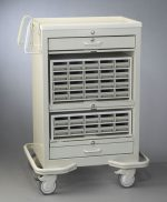 Unit Dose Medication Cart (30 Bins) - Medicine Carts