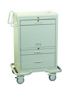 Unit Dose Medication Cart (20 Bins) - Medicine Carts
