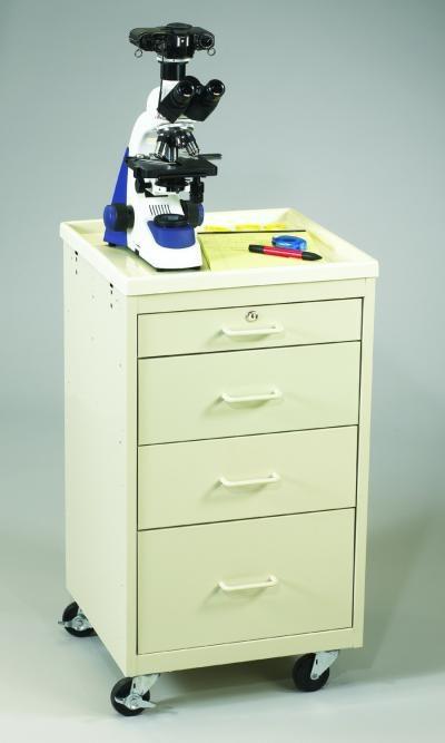 Value Medical Carts - 4 Drawer (MVP-424-B)