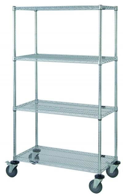 Wire Storage - 4 Wire Mobile Cart