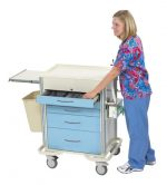 Medical Cart Accessories - SELECT (SAP-C) Anesthesia Cart Accessories