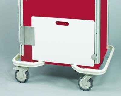Medical Cart Accessories - Cardiac Board