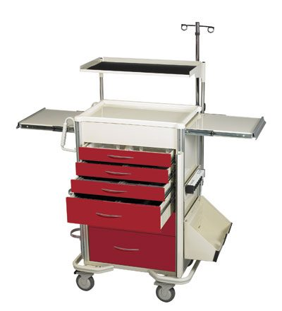 (SELECT SEP-A) - Emergency Crash Carts