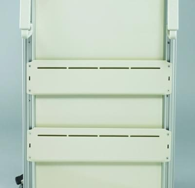 Medical Cart Accessories - Side Hanger Panel