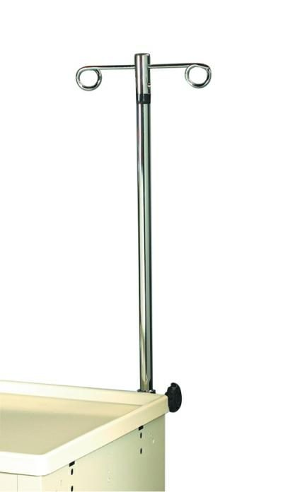 Medical Cart Accessories - IV Pole