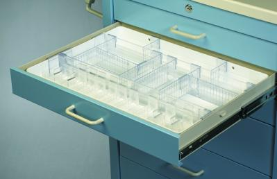 Medical Cart Accessories - Full Drawer Trays (TMH-1)