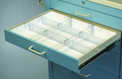 Medical Cart Accessories - Full Drawer Trays (TMH-2)