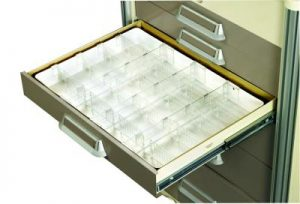 Medical Cart Accessories - Full Drawer Trays (TMH-20)