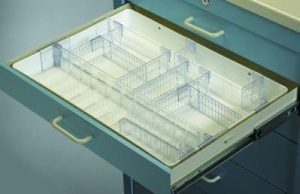 Medical Cart Accessories - Full Drawer Trays (TMH-7)