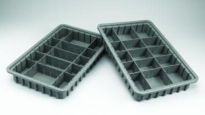 Medical Cart Accessories - Full Drawer Trays (TMT-3K)