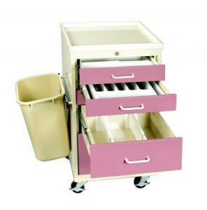 Anesthesia Cart Accessories (Mini TMV-PK) - Medical Equipment Carts