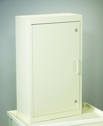 Narcotic Storage Cabinets - Key Lock (TNC-2) & Narcotic Storage CabinetsDouble Key LockTNC-2 - MPD Medical Systems