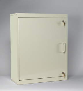 Narcotic Storage Cabinets Double Key Lock