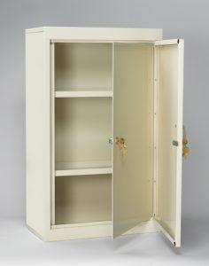 Narcotic Storage Cabinets - Key Lock (TNC-6)