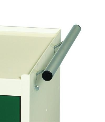 Medical Cart Accessories - Push Handle