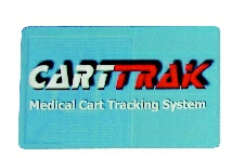 Anesthesia Cart - Electronic Lock Proximity Card