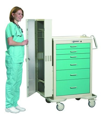 Medical Cart Accessories - Standard - Scope Holder (TSH-4)