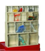 Medical Cart Accessories - SELECT - Tilt Bins