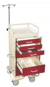 Mini Medical Tower Accessories - Mini Emergency Tower Accessories