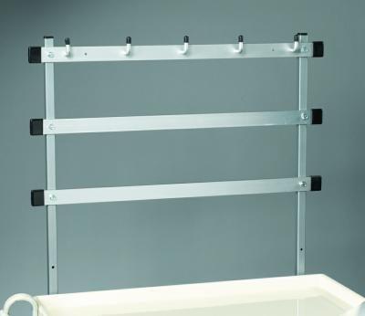 Medical Cart Accessories - Standard - Trellis System w/Hooks