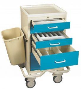 Medical Cart Accessories - Mini Cart (TTV-PK)