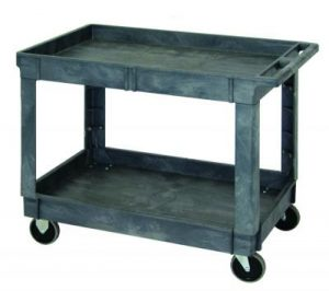 Large Plastic Utility Cart