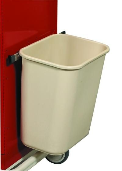Medical Cart Accessories - Waste Containers