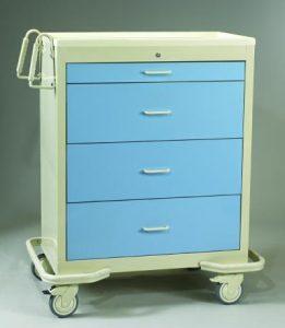 Medication Cart (Punch Card Wide) - Medicine Carts