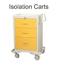 MPD Medical Isolation Carts