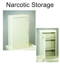 MPD Narcotic Storage